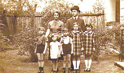 Familie Joshua Birnbaum